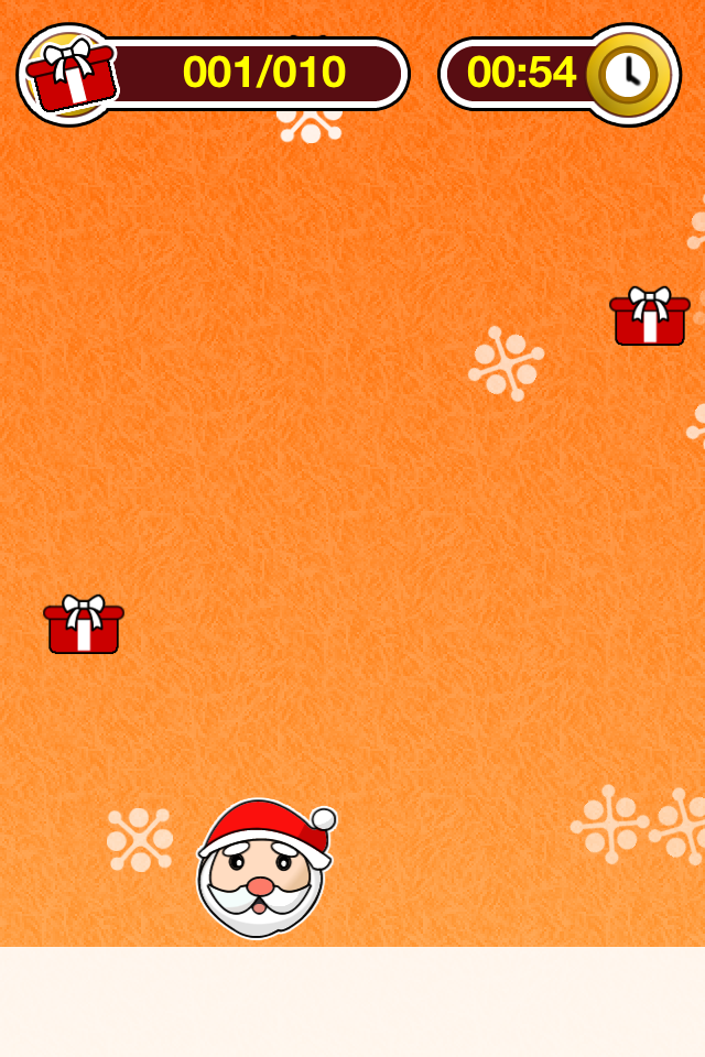 Screenshot Santa Run