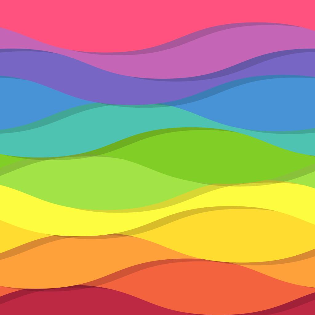 欧米壁纸 iOS7专业版