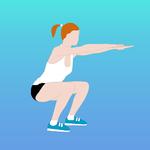 Squats Challenge Workouts & Exercises Lite