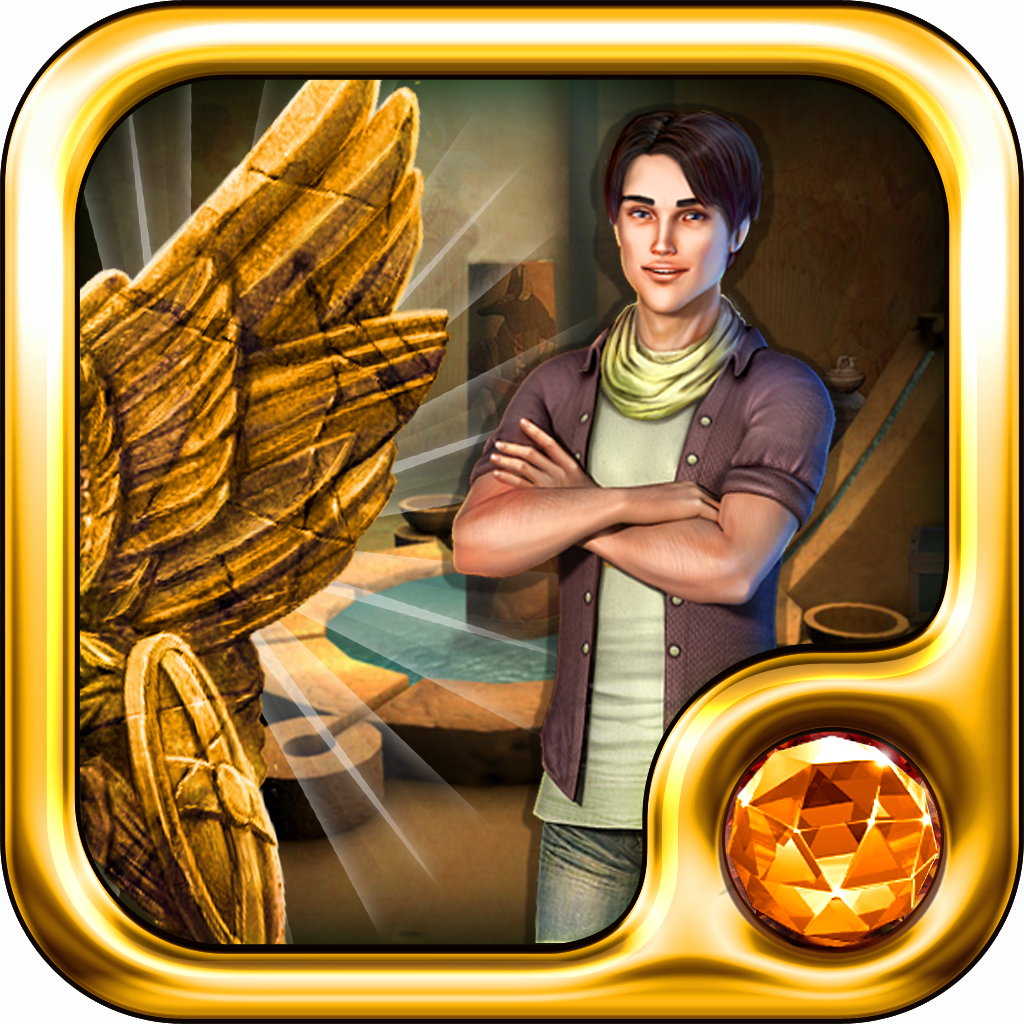 Hidden Object: Ancient Theasures PharaonS Mystery
